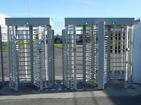 Turnichetii pentru acces pietonal - TRS 370