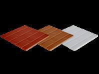 Placa BetopanPlus® textura caramida (Tuglapan)