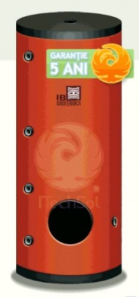 Boilere portelanate cu flansa - BFP