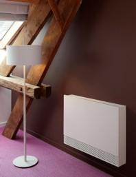 Ventiloconvector de perete-tavan BRIZA