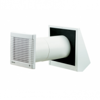 Ventilator cu recuperator de caldura ceramic VENTS  Twin Fresh R-50