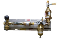 Panou de distribuție gaze - MM400-1