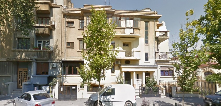 Casa Haret, B-dul. Lascar Catargiu (1931)