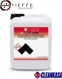Detergent profesional degresant pentru cuptoare cu autocuratare - TIEFFE FLICK OVEN