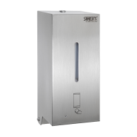 Dozator de sapun spuma din otel inox automat - SANELA SLZN 72E