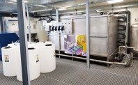 Statie de epurare ape uzate industriale - 1st Criber