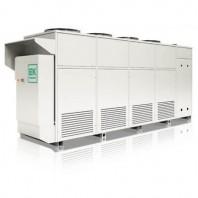 Chiller Euroklimat EKO.E aer/apa 12-290 kW R290 Propan