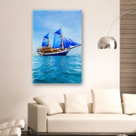 Tablouri Canvas 0141 - Barci