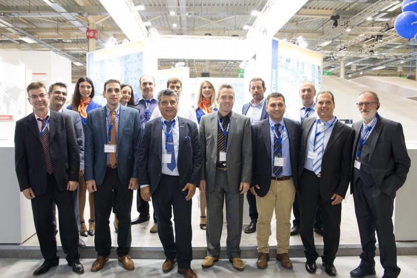 Penetron a participat la Build Expo Atena 2019