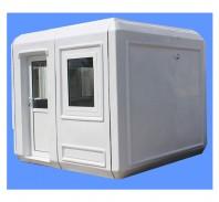 Cabina 2727 cu birou si toaleta individuala - New Design Composite