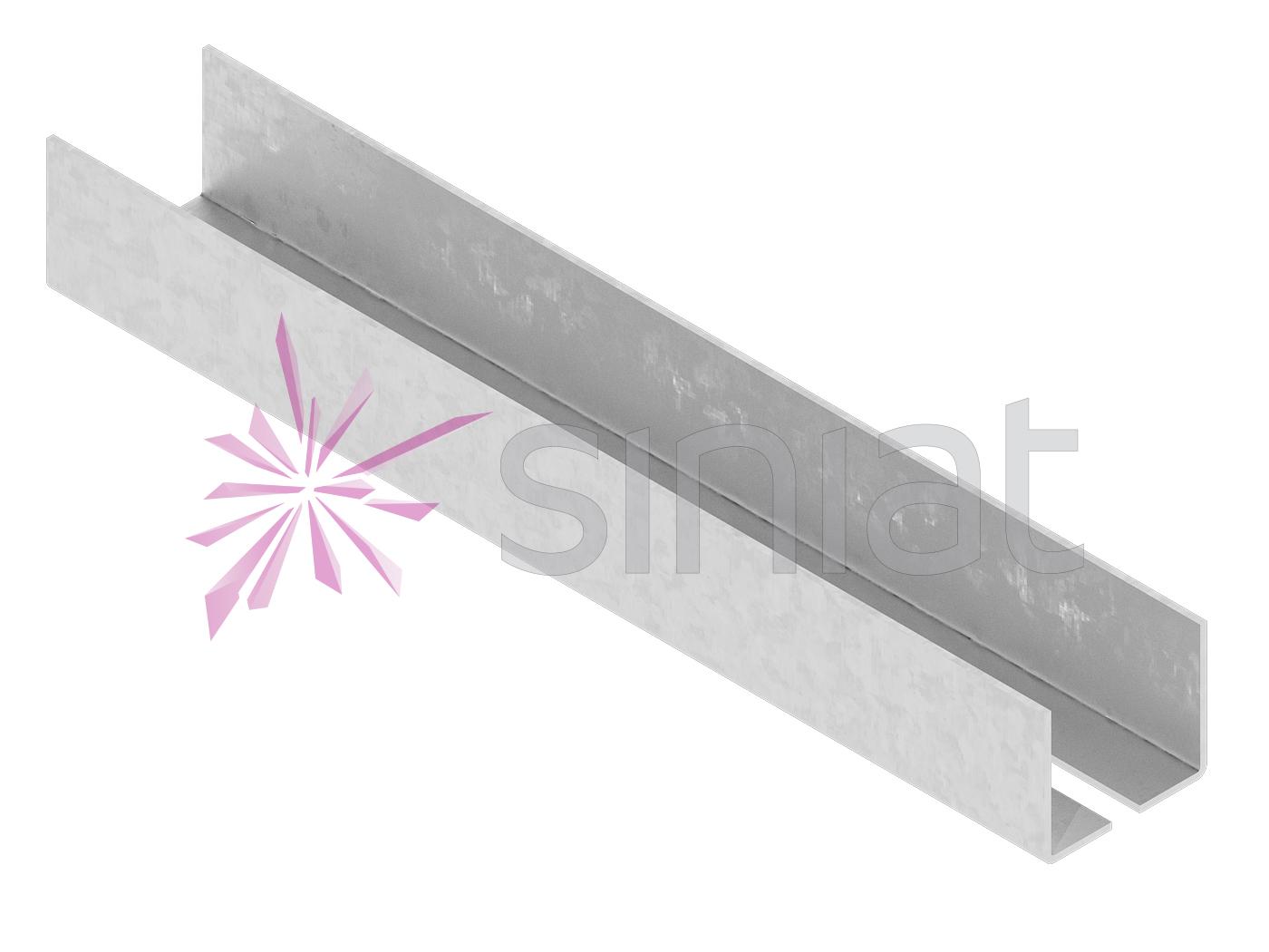 Profil NIDA Metal UA50
