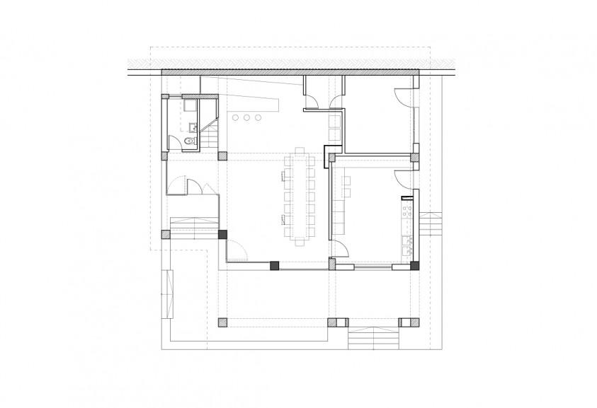 Pensiune 6 camere - Catias - Buzau - 8  Buzau AsiCarhitectura
