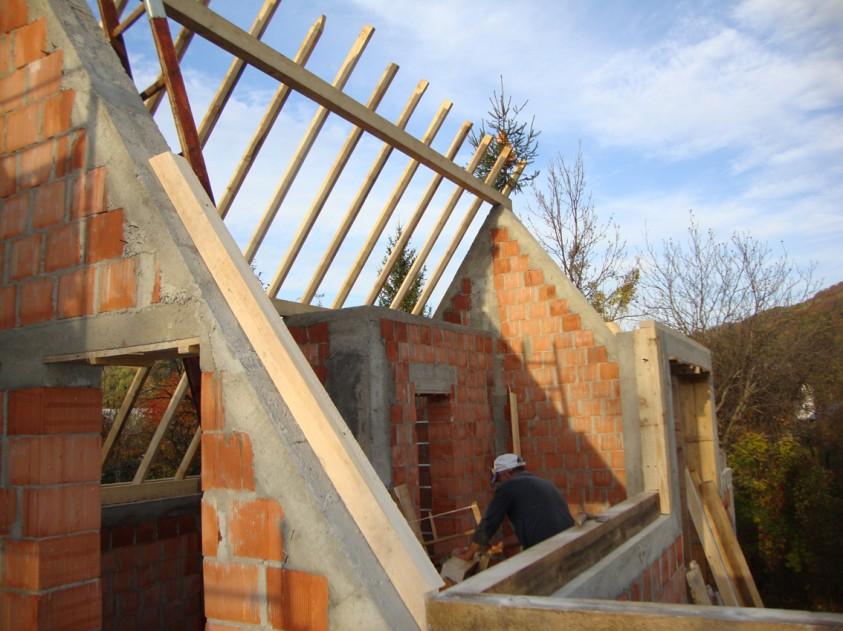 Casa de vacanta P+M - Nistoresti - Breaza - In executie 54