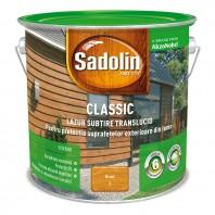 Lazur subtire pe baza de solvent - Sadolin CLASSIC