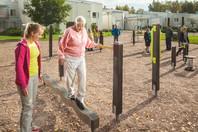 Echipamente pentru fitness - LAPPSET Senior sport