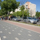 Reamenajarea spatiilor publice din Centrul Civic, Zalau, cu produse Elis Pavaje