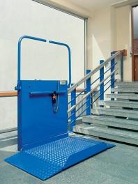 Platforma inclinata pentru scari - HIRO 320
