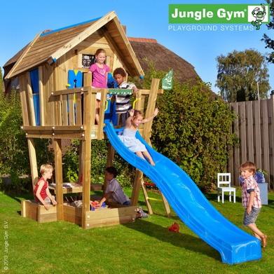 Modul pentru locuri de joaca - JUNGLE GYM CRAZY PLAYHOUSE PLATFORM XL