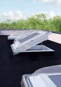 Fereastra tip C pentru acoperis terasa - DMC