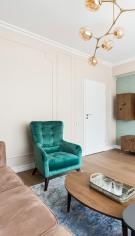 Design interior si  optimizare spatiu pentru un apartament cu 3 camere