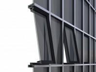 Sisteme de pereti cortina cu barieră termică Geometry+ M7
