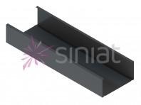 Profil NIDA Metal CW100 ZN275 (rezistent la umezeala)