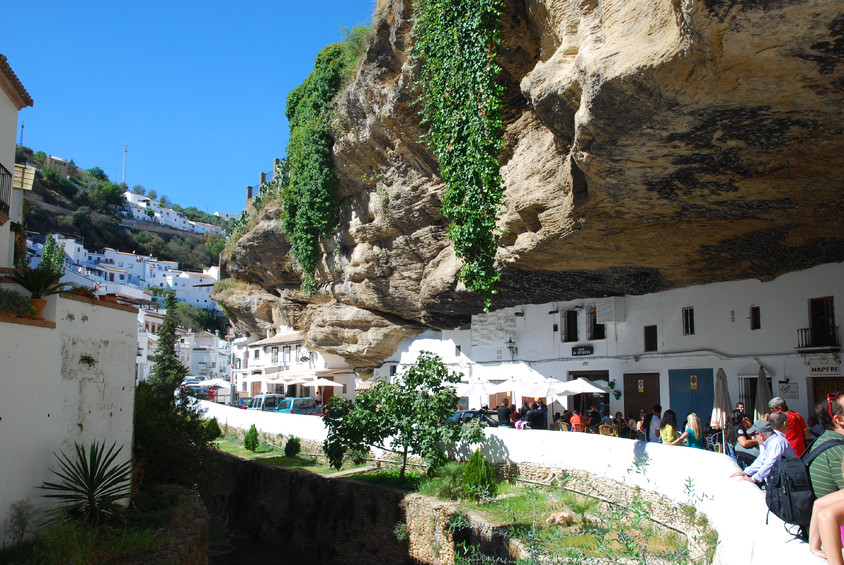 Setenil de las Bodegas, Spania
