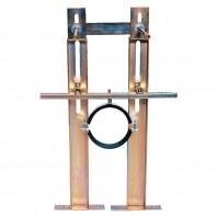 Cadru de montaj pentru vas WC suspendat - SANELA SLR 03Z
