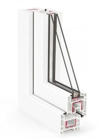 Profil Rehau Euro Design 70 pentru ferestre