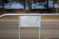 Garduri mobile tip jandarmerie - M130 Crush Barrier cu 9 bare