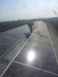 Kit fotovoltaic 40 kWh trifazic