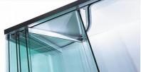 Sistemul glisant cu sticla Valedo Showcase