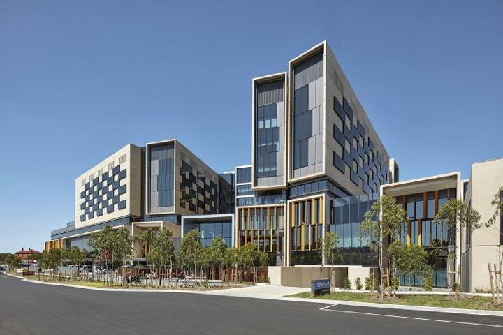 Spitalul Bendigo, Australia
