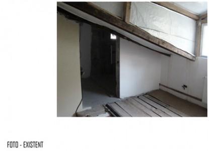 Remodelare mansarda locuinta existenta - str Ioan Bianu 10.14  Bucuresti AsiCarhitectura