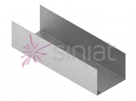 Profil NIDA Metal UW 80x100x80 0.8 mm