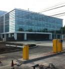 Sistem de parcare cu plată pentru parcarea centrului de afaceri Ideo din Iași