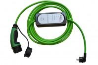 Statie de incarcare portabila Tip 2-Schuko 10m + DC protection