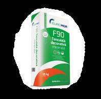 Tencuiala decorativa minerala - F90