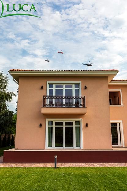 Proiect privat casa de 400 mp Pipera  Bucuresti, Pipera LUCA GLOBAL GROUP