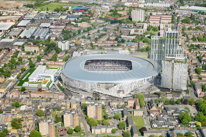 <b>Stadionul Tottenham Spurs, Marea Britanie</b>