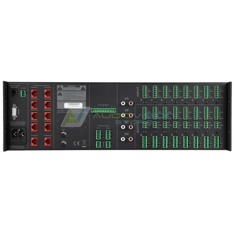 Mixer audio digital Audac M2