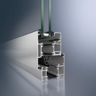 Profil din aluminiu pentru fereastra - Schüco AWS 65