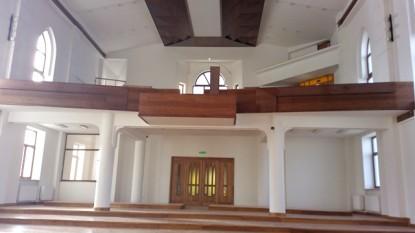 Interior lacas de cult  Cluj-Napoca SAINT-GOBAIN CONSTRUCTION PRODUCTS ROMANIA - DIVIZIA RIGIPS