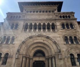 """Scanare 3d, relevee 2d si modele 3d pentru Universitatea de Arhitectura si Urbanism """"Ion Mincu"""" Bucuresti"""