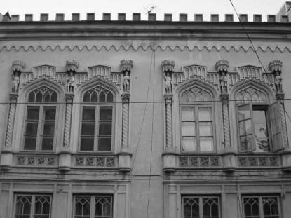 Scanare 3D Casa Breselor - fatada  Bucuresti GRAPHEIN Graphein