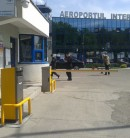 Sistem de parcare cu plata destinat unui trafic intens - parcarea Aeroportului International Iasi