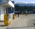 Sistem de parcare cu plata destinat unui trafic intens, pentru parcarea Aeroportului International Iasi
