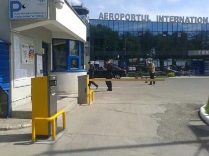 Sistem de parcare Equinsa instalat la Aeroportul International Iasi  Iasi TRITECH GROUP