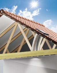 Tunel solar flexibil - VELUX TWF
