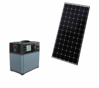 Inchiriere sistem stocare 300W + panou fotovoltaic 100Wp